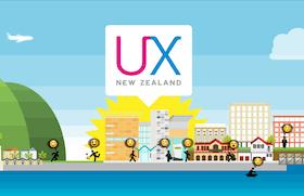 UX New Zealand graphic